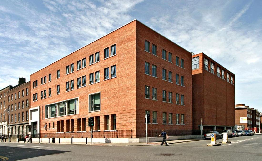 Work mola architecture - Squarespace dublin office ...